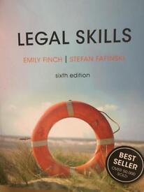 Legal skills textbook