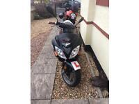 125cc scooter - db125t-9