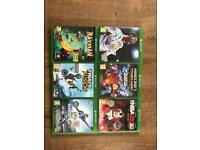 Xbox one games including fifa 18