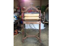 vintage mangle excellent working order