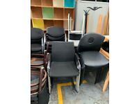 Office Chairs, Various Styles