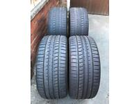 Goodyear Eagle NCT 5 Runflat Tyres x 4