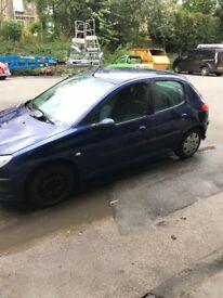 Peugeot 206, 8 Months MOT