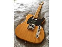 Fender '52 Blackguard Telecaster Vintage