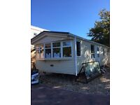 Static caravan holiday home for sale at Hoburne Bashley in the New Forest, Hamsphire