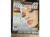 Digital Photographer Magazines - issue 120 to 140