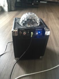 Ion House Party Speaker - Barely Used