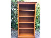 Wooden Vookcase Shelves