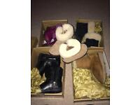 Genuine UGG childrens boots various colours 5 6