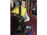 Guitar Hero Live for Playstation 4 (PS4) Game & Guitar set
