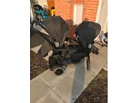 Graco Modes Duo Pram and Car Seat