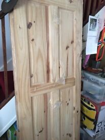 Pine Doors - 3 available