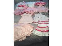 10 x Girls Dresses