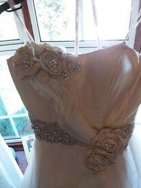 Ian Stuart Wedding Dress for Sale Great Condition