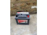 New Hankook 063 Car Battery 12V 44Ah