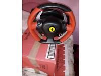 Thrustmaster ferrari 458 spider steering wheel for xbox one