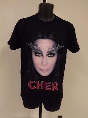 New Cher  Dressed To Kill Tour  Adult Size S M  L Xl 2Xl Concert T Shirt