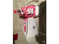 Genuine baby Converse Boots