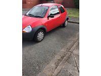 2004 ford ka 1.3i QUICK SALE £299 NO OFFERS.
