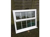 Used UPVC window 1200mm x 1060mm
