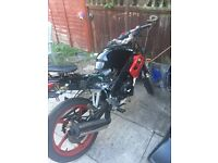 125cc skyjet learner legal