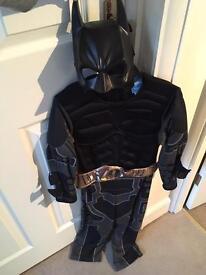 Batman dressing up costume