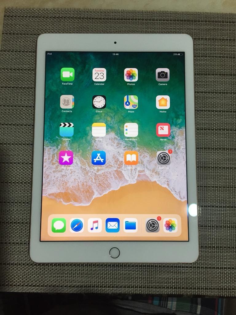 Apple Ipad Pro 9 7 Rose Gold 32gb In Leicester Leicestershire