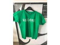 The Killers - Band Tshirt - Unisex - SMALL/SIZE 10