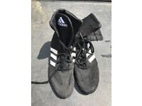 Adidas boxing boots size 5.5