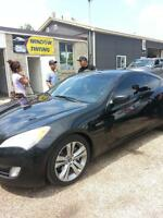 WINDOW TINTING AND GLASS ...RESIDENTIAL- COMMERCIAL - AUTO