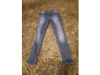 ZARA jeans 38 used ones