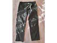 "Bull It Cargo Laser4 Mens Motorcycle Trousers Black Regular 36"" Waist Bull-It Covec Jeans"