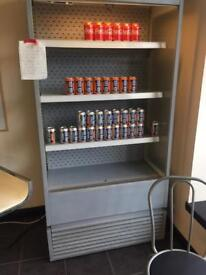 Great condition drinks chiller cabinet