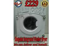 Hotpoint Washer Dryer Integrated