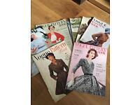 1950's Vogue Pattern Books