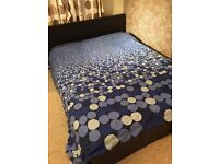 Ikea Malm Double Bed for Sale - Good Condition