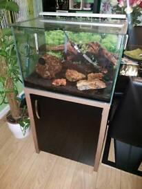 Aqua One Nano 60 100l Marine/tropical fish Aquarium