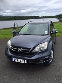 2011 Honda CRV 2.2 Dtec Executive for sale, First to see will buy