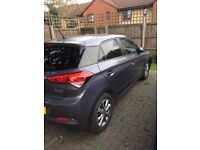 Hyundai i20 (2014 - 2017)1.0 T-GDi Premium 5dr, damaged salvage repairable cat D.. insurance repair