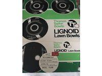 Taylor lawn bowls