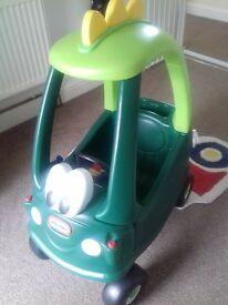 Little Tikes Dinosaur Car