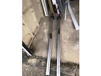 Vivaro roof rack 03-14