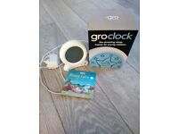 Gro clock, with story and original box. Very good condition, child sleep trainer