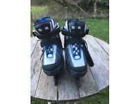 SFR Adjustable Boy's Skates Limited Edition Size 13-3