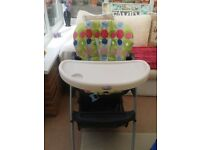 High Chair by Chicco