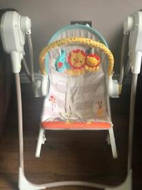 Fisher price 3in1 swing