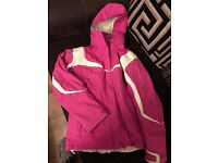 Ladies Ski jacket by Columbia in pink size XS - excellent condition