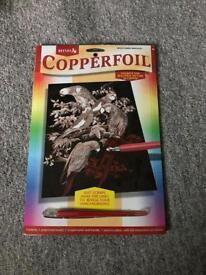 Copper foil Arts and Crafts