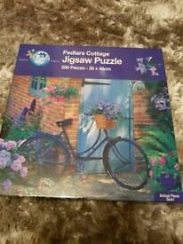 X5 500 piece jigsaws