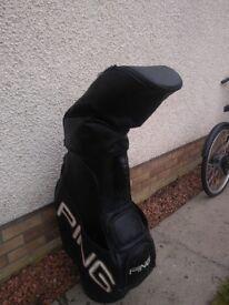 Ping Golf trolley bag